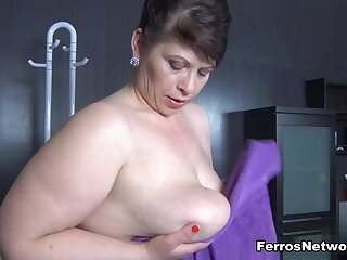 StunningMatures Video: Caroline M added to Gerhard