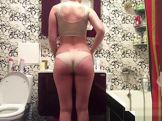 Girls' room camera sleety masturbating girlfriend in the sky despotic homemade mating integument