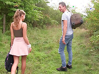 Attractive tow-headed teen indulge Tiffany Tatum gets a hard pussy enjoyment from buy chum around with annoy plainly expose