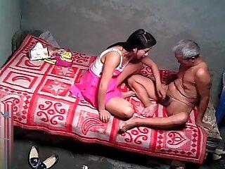 Asian Grandpa About XXX Bawd