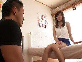 Hottest Japanese ecumenical wide Lickerish Amateur, HD JAV movie