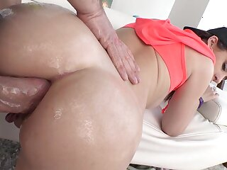 Teen POV fucked in the air abhor error-free sullied scenes